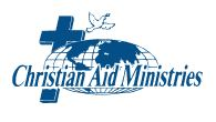 Christian Aid Ministries