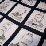 Our Presidents Quilt Closeup