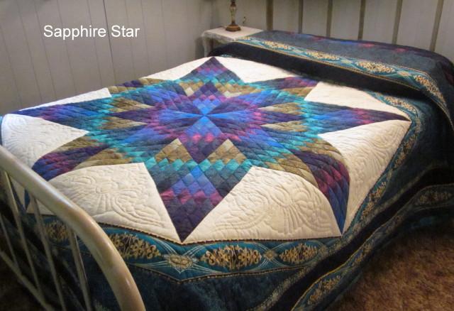 Sapphire Star
